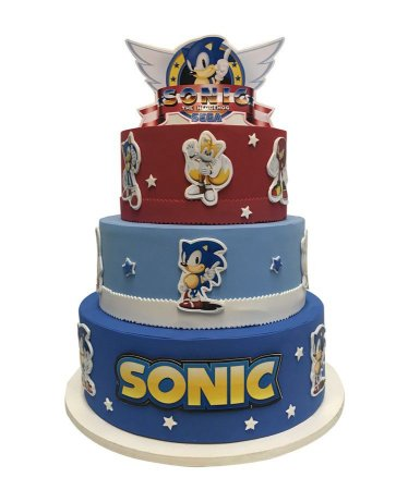 Bolo Fake Sonic