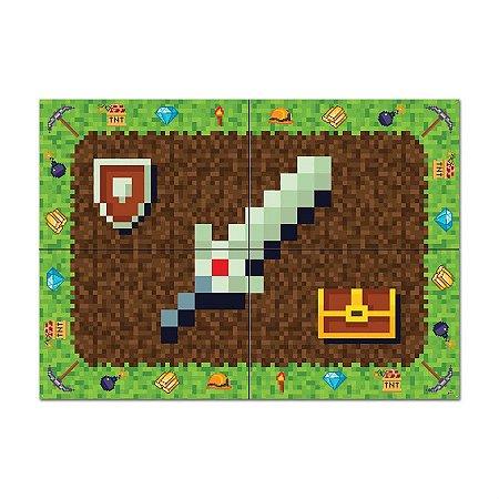 Painel Gigante de Parede - Mini Pixels C/ 1 unidade