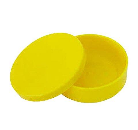Latinha de Amarelo 5 cm c/ 10 unidades
