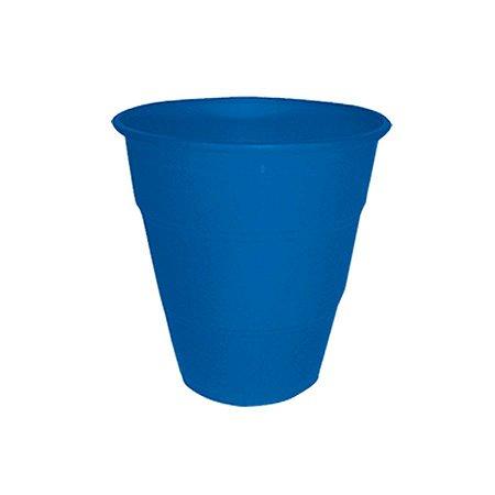 Copo de Plástico Reforçado Azul Escuro c/ 10 unidades