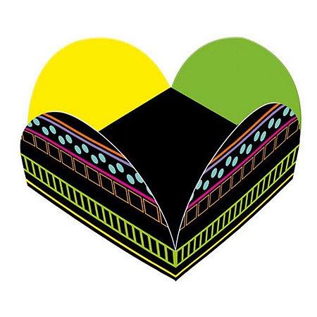 Porta Forminha - Neon Party c/ 40 unidades
