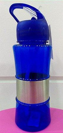 Garrafa Squeeze Plástica 400ml