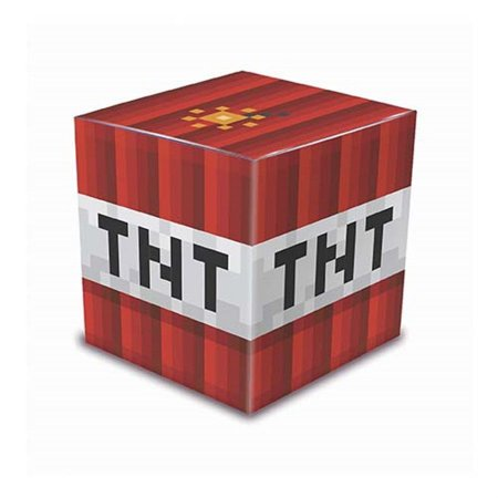 Caixa Lembrancinha - Mini Pixels c/ 8 unidades