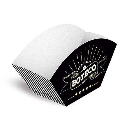 Caixa Para Petisco - Boteco c/ 8 unidades