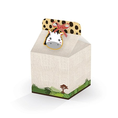 Caixa Milk - Bem-Vindo à Selva c/ 8 unidades