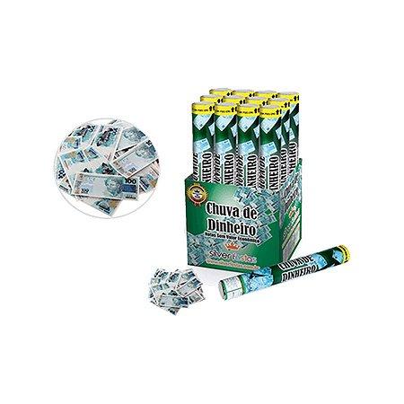 Lança Confete Chuva de Dinheiro c/ 1 unidade