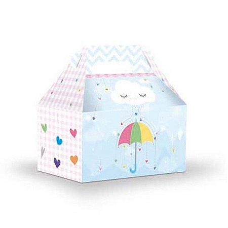 Caixa Surpresa - Chuva de Amor c/ 8 unidades
