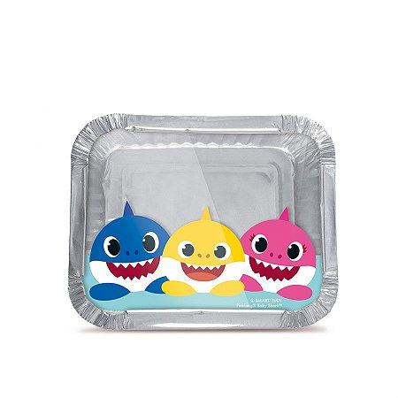 Marmitinha M - Baby Shark c/ 12 unidades