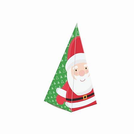 Mini Cone - Natal c/ 10 unidades