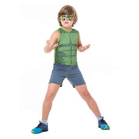 Fantasia Hulk Pop Infantil