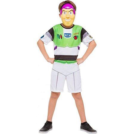 Fantasia Buzz Lightyear Toy Story Infantil