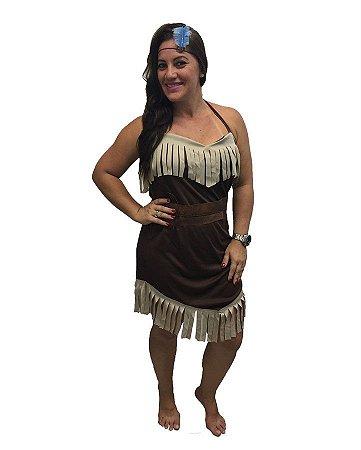 Fantasia Pocahontas Adulto