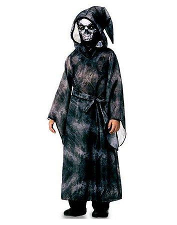 Fantasia Morte Infantil Halloween