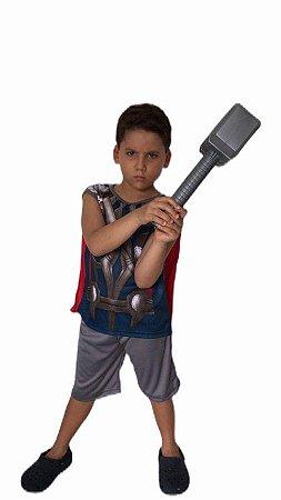 Fantasia Thor Curta infantil