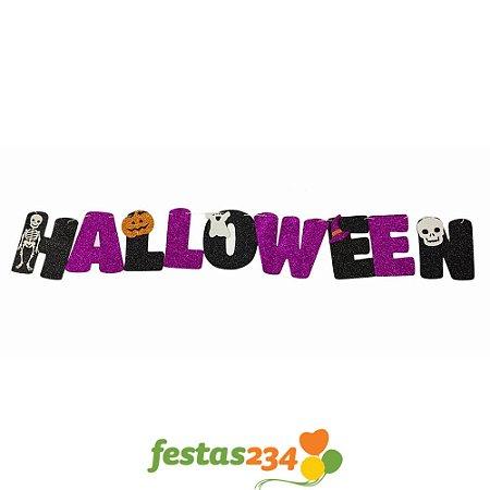 Faixa Decorativa Halloween