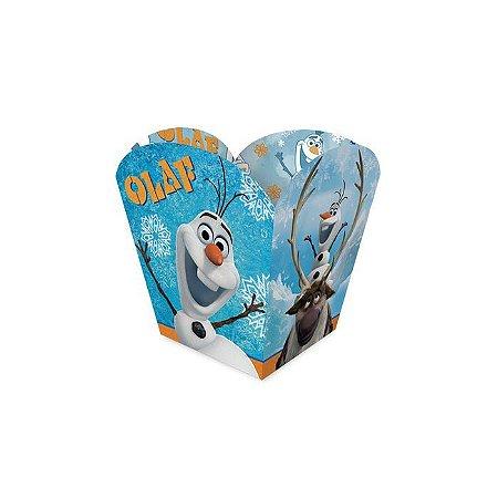 Cachepot Olaf Frozen  c/ 08 unidades