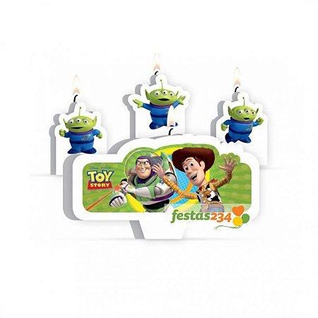 Kit vela - Toy Story c/ 01 unidade