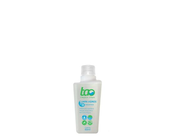 Limpa Vidros Tao - Concentrado - 60ml