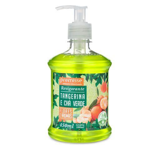 Sabonete Tangerina e Chá Verde 450 ml - Premisse