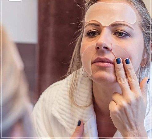 Silicone antissinais para o rosto - Supérbia