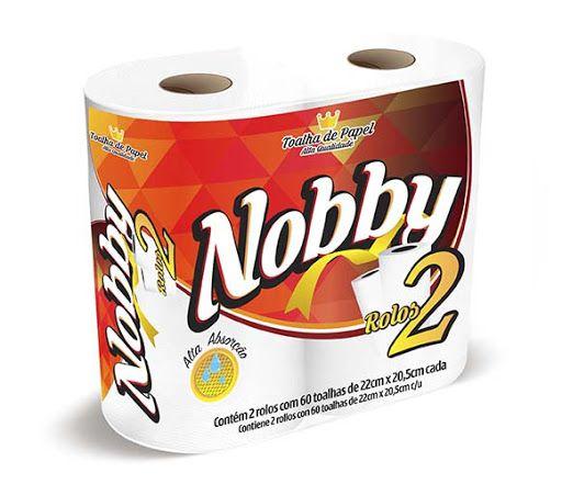 Papel toalha de mesa - Nobby