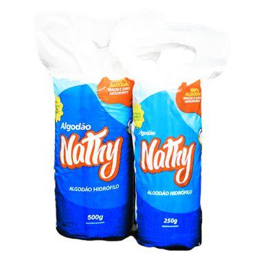Algodão rolo 250 gr - Nathy