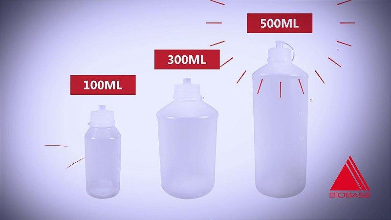 Frasco para Nutrição Enteral 300 ml - Biobase