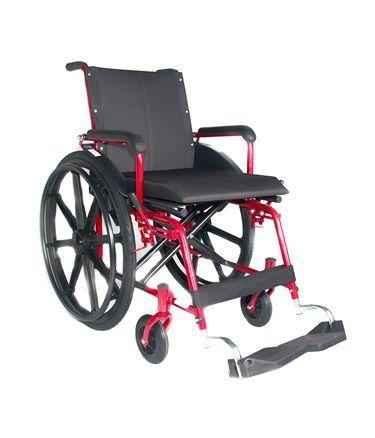 Cadeira de rodas GERIÁTRICA modelo 122 - Ortometal