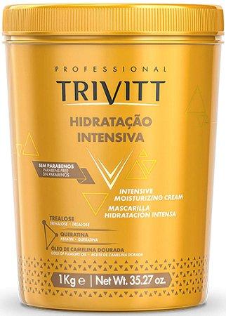 Máscara de Hidratação Intensiva 1 kg - Trivitt
