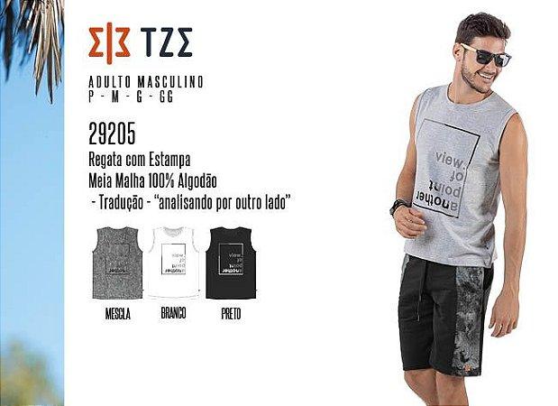 Regata Masculia TZE c/ Estampa
