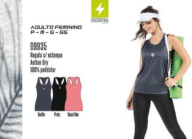 Regata Feminina Esportiva Basic c/ Estampa