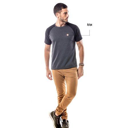 Camiseta Raglan Under No Stress