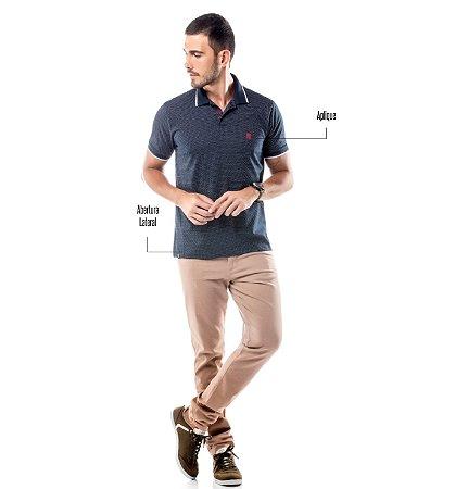 Camisa Polo New Finy No Stress