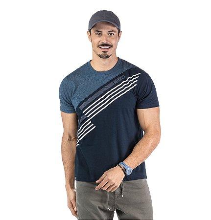 Camiseta Recorte Transversal No Stress
