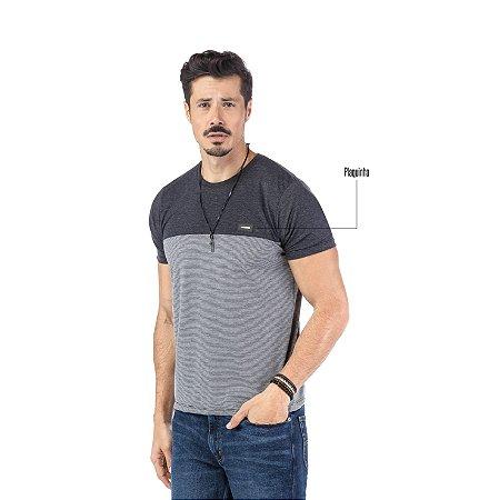 Camiseta Recorte Listy No Stress