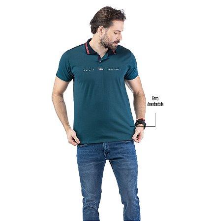 Camisa Polo Gola Listra TZE