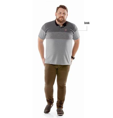 Camisa Polo Chess Plus TZE