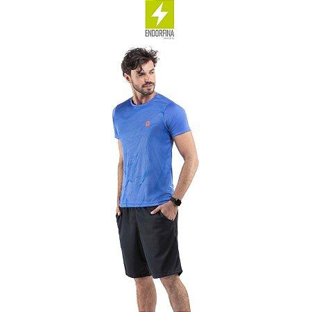 Camiseta Dry Estampada Endorfina