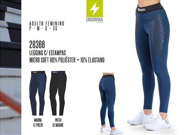 Legging Feminina Endorfina c/ Estampas