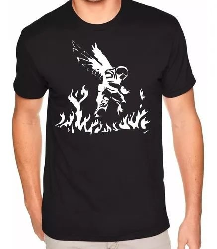 Camiseta Counter-Strike / Grafite Olofmeister