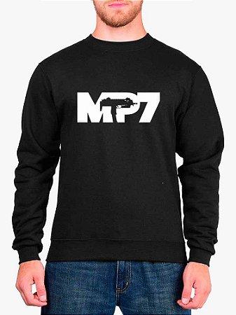 Moletom sem Capuz - Counter-Strike - Mp7