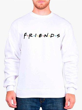 Moletom sem Capuz - Friends
