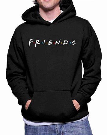 Moletom com Capuz - Friends