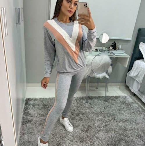 Pijama moletinho