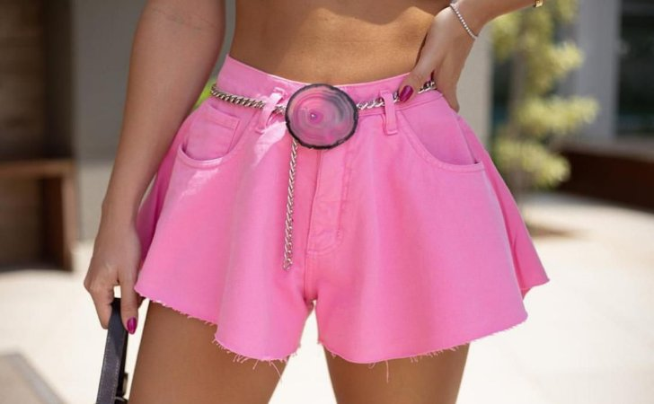 Short Jeans Color