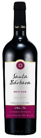 Santa Bárbara Pinot Noir safra 2020