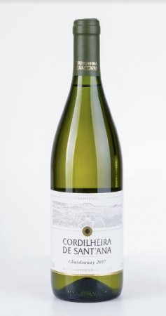 Cordilheira de Santana Chardonnay Reserva Especial safra 2017