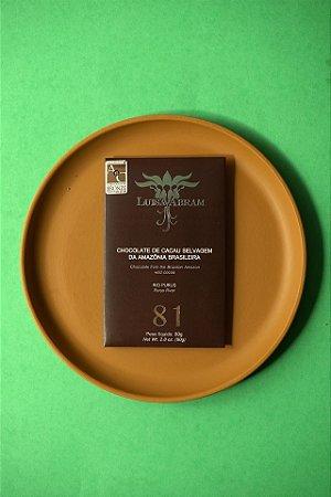 Luisa Abram - Rio Purus Chocolate 81% Cacau