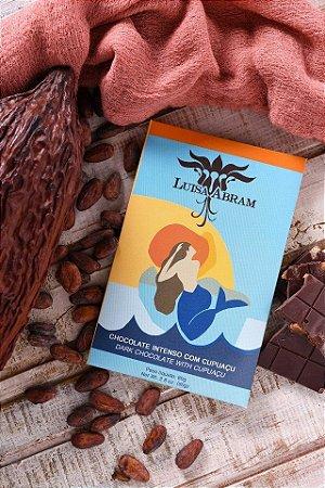Luisa Abram - Chocolate 70% intenso com cupuaçu