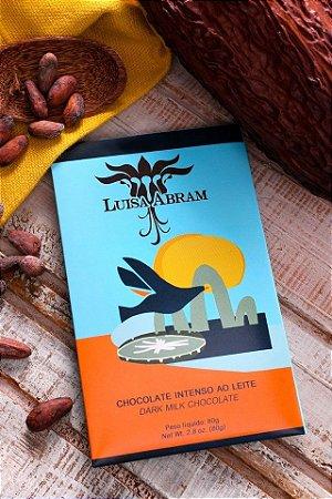 Luisa Abram - Chocolate Intenso ao Leite 52%